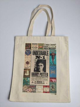 Harry Potter Films Limited Edition Tote Bag