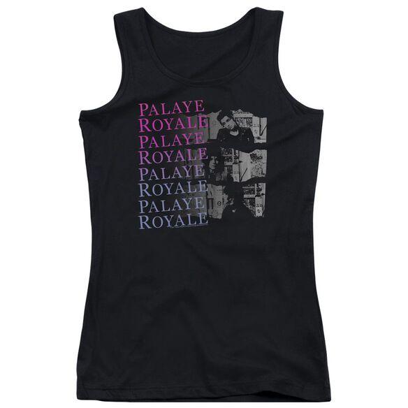 Palaye Royale Torn Juniors Tank Top