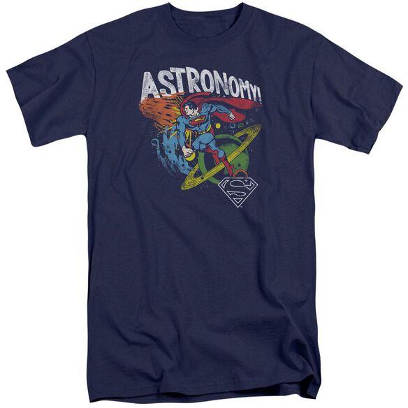 Dc Astronomy Short Sleeve Adult Tall T-Shirt