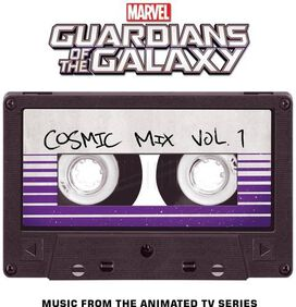 Various Artists - Marvel's Guardians of the Galaxy: Cosmic Mix, Vol. 1