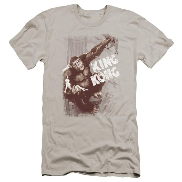 King Kong Sepia Snag Premuim Canvas Adult Slim Fit
