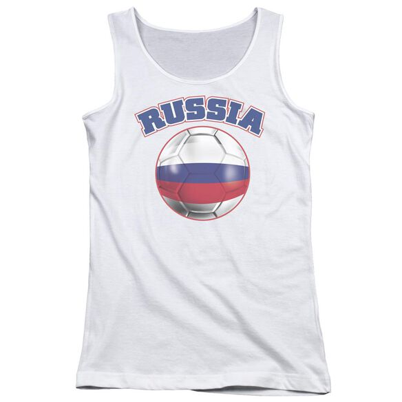 Russia Juniors Tank Top