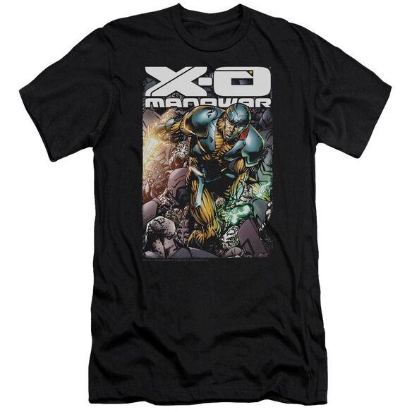 Xo Manowar Pit Premuim Canvas Adult Slim Fit