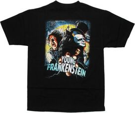 Young Frankenstein Poster T-Shirt