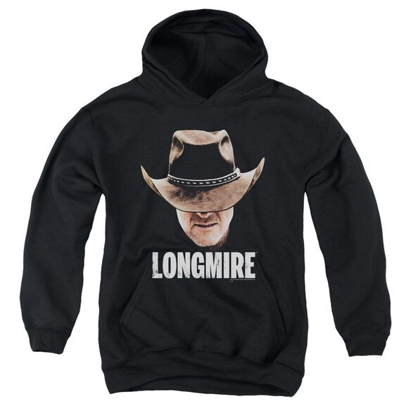 Longmire Long Haul Youth Pull Over Hoodie