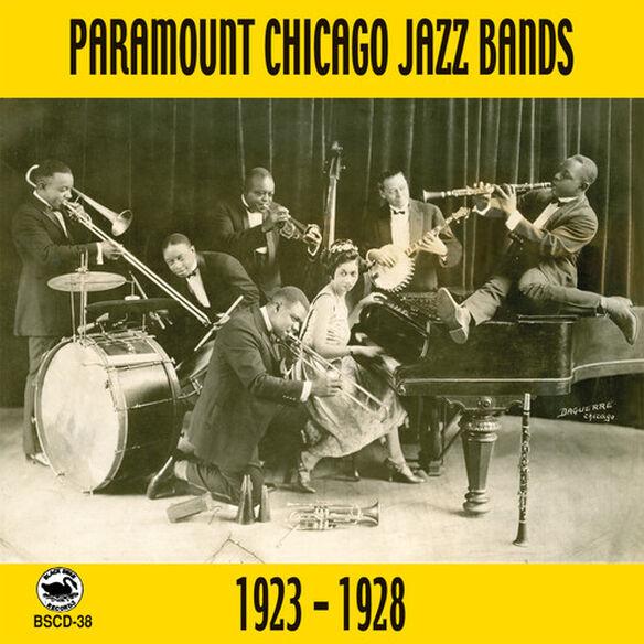 Various Artists - Paramount Chicago Jazz Bands 1923-1928