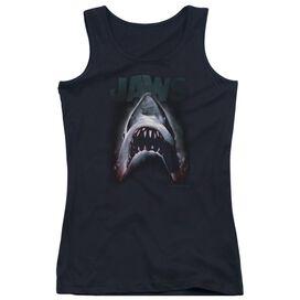 Jaws Terror In The Deep Juniors Tank Top