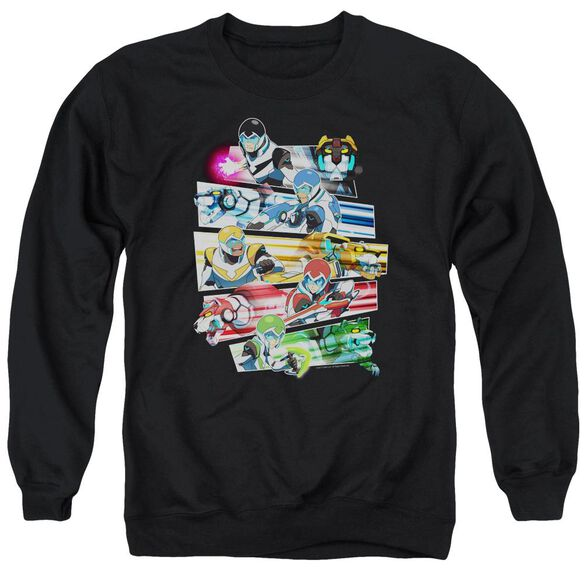 Voltron Paladins Strike Adult Crewneck Sweatshirt