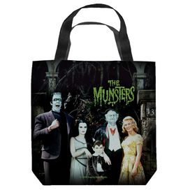 The Munsters The Family Tote