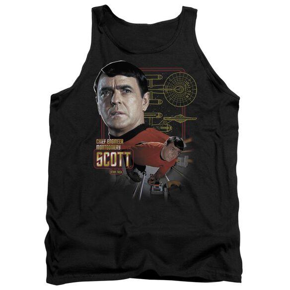 Star Trek Chief Engineer Scott Adult Tank
