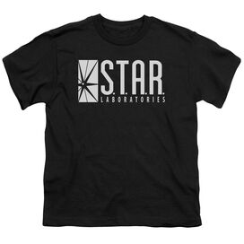 The Flash S.T.A.R. Short Sleeve Youth T-Shirt