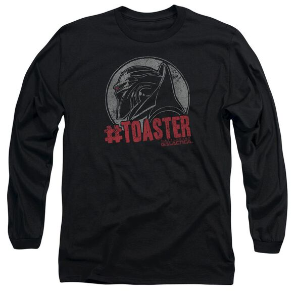 Bsg #Toaster Long Sleeve Adult T-Shirt