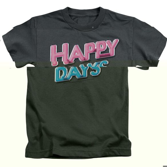HAPPY DAYS HAPPY DAYS LOGO-S/S T-Shirt
