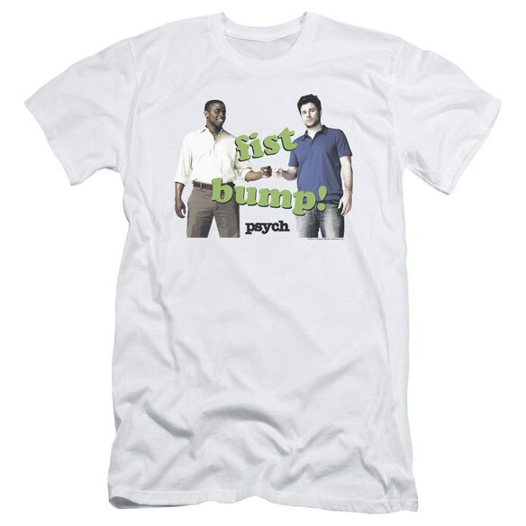 Psych Bump It Short Sleeve Adult T-Shirt
