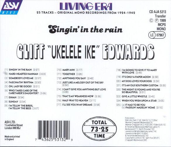 Singin' In The Rain 1099