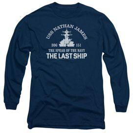 Last Ship Open Water Long Sleeve Adult T-Shirt