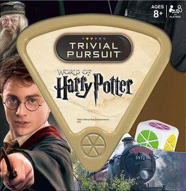 Trivial Pursuit: World of Harry Potter