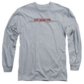 Gmc Chrome Logo Long Sleeve Adult Athletic T-Shirt