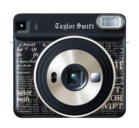 Fujifilm instax Square SQ6 Instant Print Camera - Taylor Swift Edition