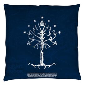 Lord Of The Rings Tree Of Gondor Throw