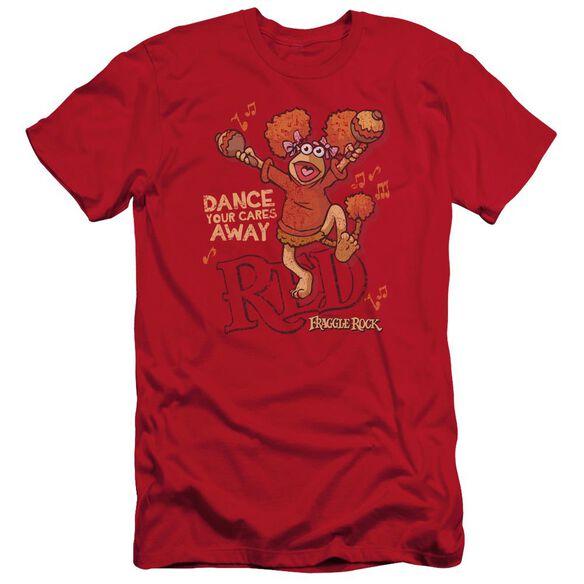 Fraggle Rock Dance Short Sleeve Adult T-Shirt