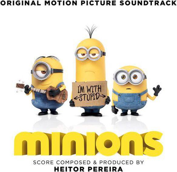 Minions [4K Ultra HD Blu-ray]