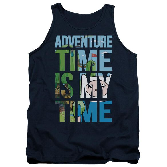 Adventure Time My Time Adult Tank