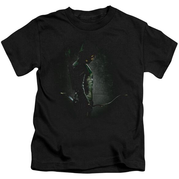 Arrow In The Shadows Short Sleeve Juvenile T-Shirt