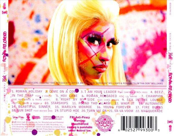 Pink Friday Roman Reloaded Deluxe Edition (Ger)