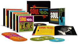 Various Artists - Soul of the '60s