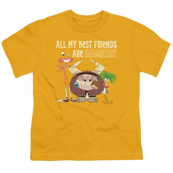 Foster's Imaginary Friends Short Sleeve Youth T-Shirt