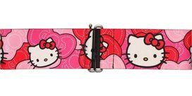 Hello Kitty Faces Hair Bows Cinch Waist Belt