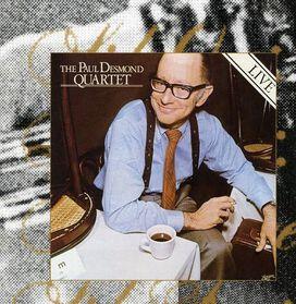 Paul Desmond - The Paul Desmond Quartet Live