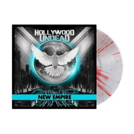 Hollywood Undead - New Empire Vol. 1 [Exclusive Clear Vinyl with Red Splatter]