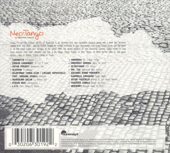 Neo Tango / Various (Dig)