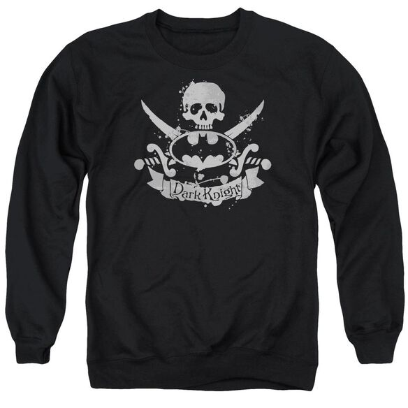 Batman Dark Pirate Adult Crewneck Sweatshirt