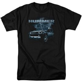 Hummer Stormy Ride Short Sleeve Adult T-Shirt