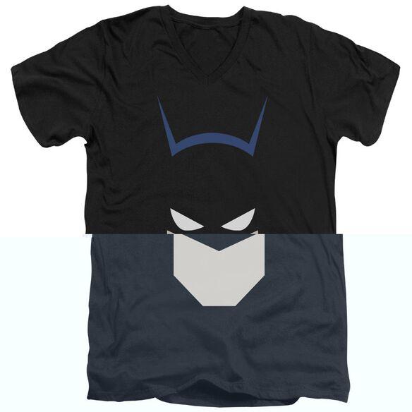 BATMAN BAT HEAD-S/S ADULT T-Shirt