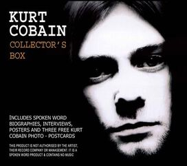 Kurt Cobain - Collector's Box