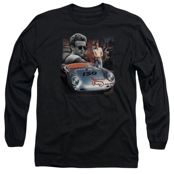Dean Sunday Drive Long Sleeve Adult T-Shirt