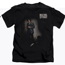 Billy Joel 52 Nd Street Short Sleeve Juvenile T-Shirt
