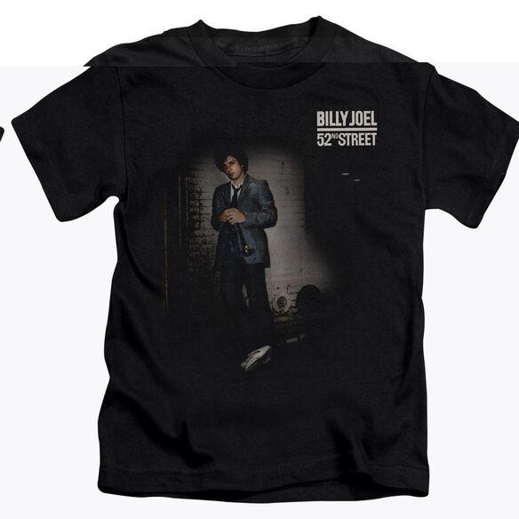 Billy Joel 52 Nd Street Short Sleeve Juvenile T-Shirt