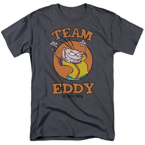 Ed Edd N Eddy Team Eddy Short Sleeve Adult T-Shirt