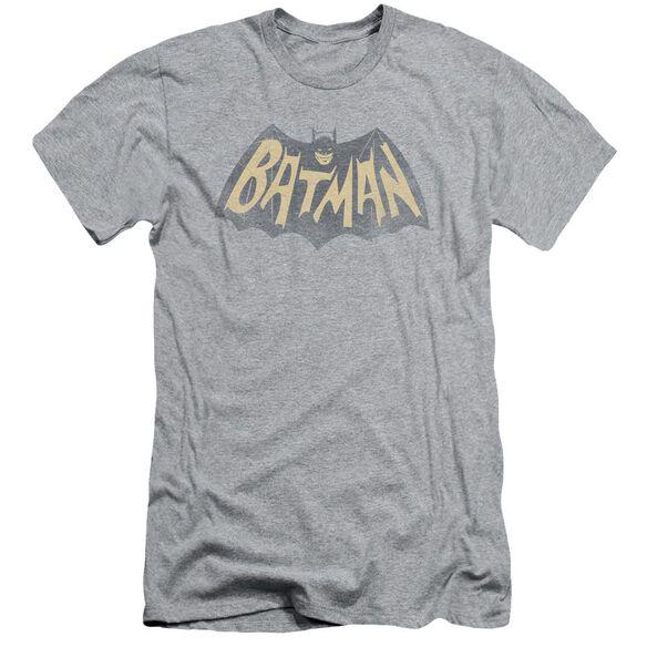 BATMAN CLASSIC TV SHOW LOGO-S/S ADULT T-Shirt