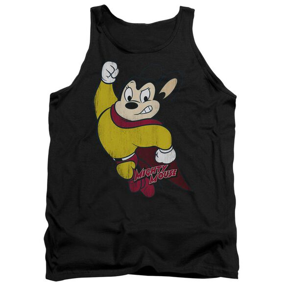Mighty Mouse Classic Hero Adult Tank