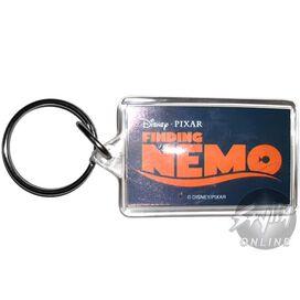 Finding Nemo Shark Keychain