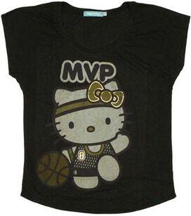 Hello Kitty MVP Ladies Tee