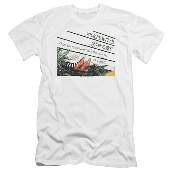 Wizard Of Oz Size 7 Hbo Short Sleeve Adult T-Shirt