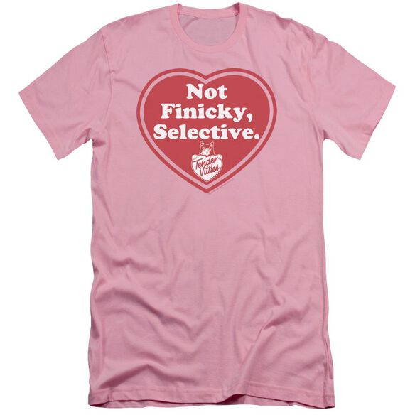 Tender Vittles Selective Short Sleeve Adult T-Shirt