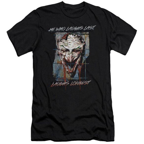 Batman Just For Laughs Short Sleeve Adult T-Shirt